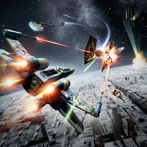 Star Wars: Attack Squadrons arrive !