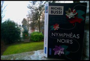 Nymphéas noirs de Michel Bussi