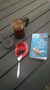 Livre : Comme un avion sans elle - Michel Bussi