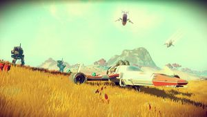 No Man's Sky - Jeu PS4