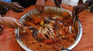 Manger VRAIMENT pas cher à Dakar