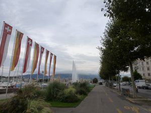 10 octobre 2014 - Tour du Léman by night