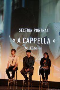 Interview: Lee Su Jin