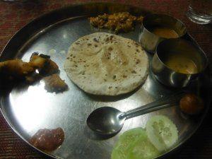 Cours de cuisine indienne, suite...