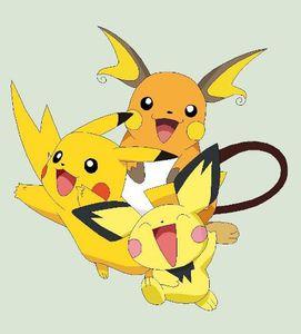 Pokemon et son évolution