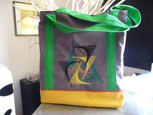 prototype,sac à vinyles