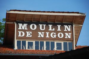 Moulin de NIGON - 14HF/MILL42010 - ACTIVATION