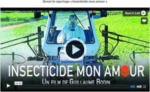 Pesticides: un rapport embarrassant et peu médiatisé publié le 25 juillet par l'ANSES