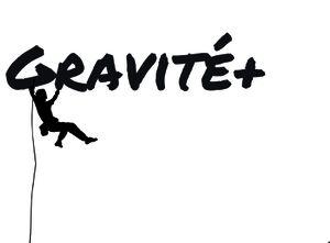 Le logo Gravité +++