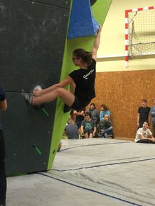 Open National de Bloc à Mayenne
