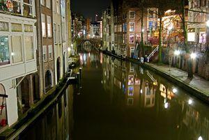 Séjour en Hollande, Utrecht et environs