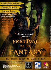 Festival de la Fantasy de Maurecourt 2ème édition