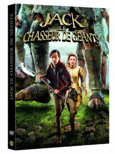 Jack le Chasseur de Géants en DVD et Combo Blu-ray