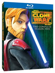 Coffret Star Wars : The Clone Wars saison 1-5