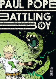 Battling Boy T1, Paul Pope revient en force !