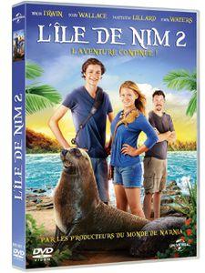 L'île de Nim 2, une mauvaise suite