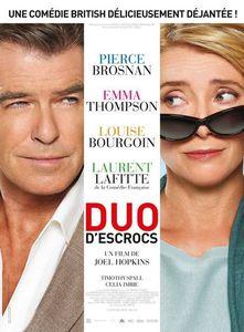 Bande-annonce et affiche du film Duo d'escrocs