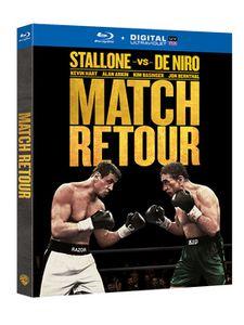 Match Retour, Stallone et De Niro s'affronte dans une (mauvaise) comédie sportive
