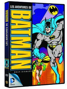 Les Aventures de Batman, de retour en DVD !