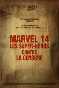 Marvel 14 : les super-héros contre la censure