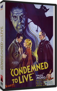 Condemned to live, le vampire version Ralph Morgan
