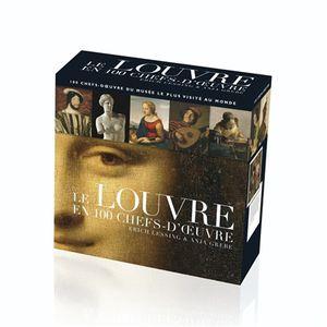 Le Louvre en 100 chefs-d'œuvre – Erich Lessing &amp&#x3B; Anja Grebe