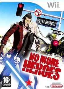 No More Heroes sur Wii