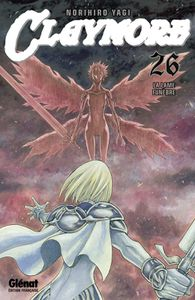Claymore Vol.26 : la lame funèbre