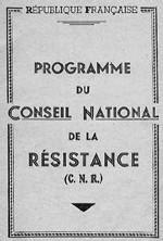 70e anniversaire du CNR