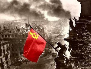 9 mai 1945 - 9 mai 2015 : gloire et reconnaissance éternelle à l'Armée rouge !