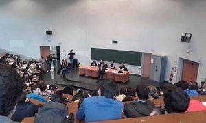 Campus de Grenoble : décisions de l'AG du 7 mars