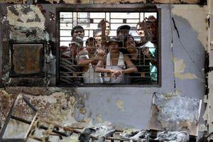 Les révoltes de prisonniers des années 70