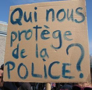 Police: la &quot&#x3B;bavure&quot&#x3B; au coeur du système