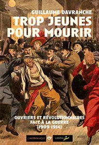 Présentation du livre &quot&#x3B;Trop jeunes pour mourir&quot&#x3B; le 11 décembre