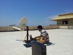 &quot&#x3B;En Syrie, sous les bombes, ils diffusent des radios libres !&quot&#x3B;
