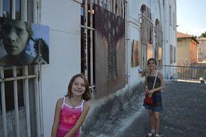 Escale de la Caravane Culturelle Syrienne à Alès