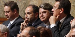 Marre de la droite belliqueuse, aigrie et insulteuse... de Jean-François Copé et Sarkozy