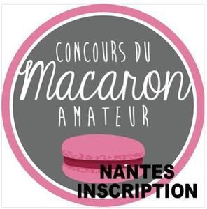 Macarons au menu
