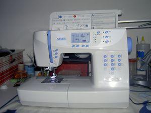 Machine à coudre Silver 9000E