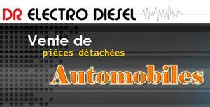 DR ELECTRO DIESEL : vente de pompe et d'injecteur pour toutes les marques de vehicules