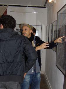 des nouvelles de l'exposition de Virginio Vona