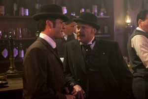 Murdoch in Ragtime ep 710 pictures