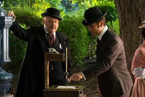 Murdoch Mysteries pictures ep 711&quot&#x3B;Journey to the Centre of Toronto&quot&#x3B;