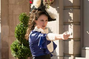 Murdoch Mysteries Pictures  :  The Murdoch Sting ep 713