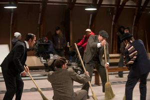 Making Murdoch Mysteries  ep 714: &quot&#x3B;Friday the 13th, 1901&quot&#x3B;