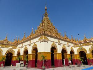 Mandalay: La ville du tek