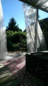 L'été est là, la déco se passe également au jardin