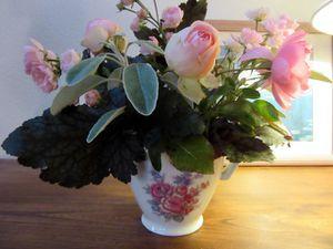 Bouquet douceur de décembre,
