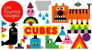 Lancement de la collection Cube, aux éditions Les Fourmis rouges