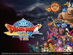 Dragon Quest VIII :  Un trailer Made in Nintendo Direct